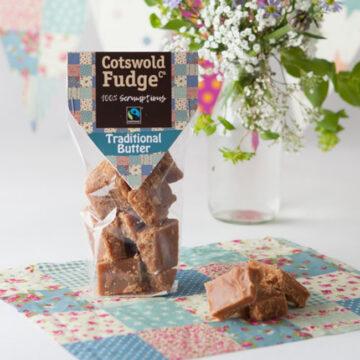 Cotswold Fudge Co. Traditional Butter Fudge