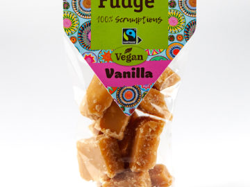 Cotswold Fudge Co. Vanilla Vegan Fudge