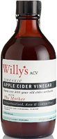 Willy's Apple Cider Vinegar With Mother Organic