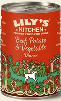 Lily's Kitchen Cottage Pie Dinner Organic Tinned Dog Food