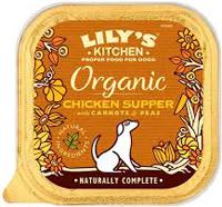 Lily's Kitchen Chicken & Spelt Supper Dog Food Organic