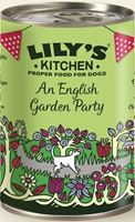 Lily's Kitchen An English Garden Party Tinned Dog Food