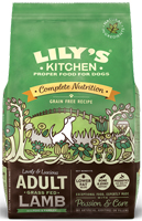 Lily's Kitchen Lovely Lamb With Peas & Parsley Dry Dog Food 7kg