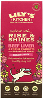 Lily's Kitchen Rise & Shines Beef Liver & Carrots Dog Food Treats