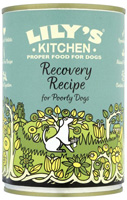 Lily's Kitchen Recovery Recipe for Poorly Dogs ~ Tinned Dog Food