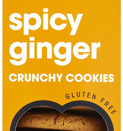 Kent & Fraser Spicy Ginger Crunchy Cookies