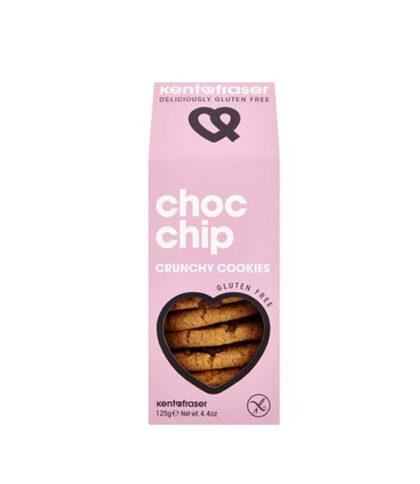 Kent & Fraser Choc Chip & Raisin Crunchy Cookies