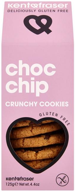 Kent & Fraser Choc Chip Crunchy Cookies