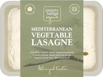 Pegoty Hedge Vegetable Lasagne