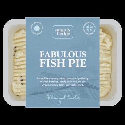 Pegoty Hedge Traditional Fish pie