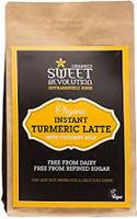 Sweet Revolution Instant Turmeric Latte Organic