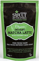 Sweet Revolution Instant Matcha Latte Organic