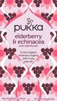 Pukka Elderberry & Echinacea Infusion Organic