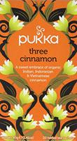 Pukka Three Cinnamon Tea Organic