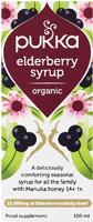 Pukka Elderberry Syrup Organic