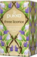 Pukka Three Licorice Tea Organic