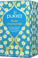 Pukka Three Chamomile Tea Organic ~ 17% OFF