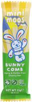 Moo Free Mini Moos Rosie Rabbit Bunnycomb Bar