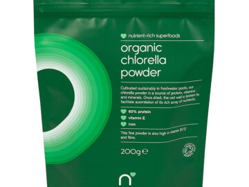 Naturya Chlorella Powder Organic