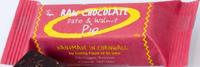 Living Foods Raw Chocolate Date & Walnut Pie
