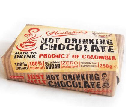 Hasslacher's Hot Drinking Chocolate Block