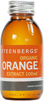 Steenbergs Orange Extract Organic