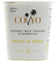 CoYo Vanilla Coconut Milk Yoghurt 125g