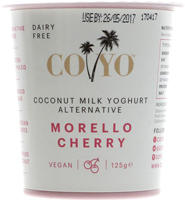 CoYo Coconut Milk Cherry Yoghurt