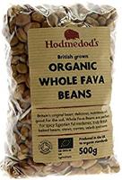 Hodmedod's Whole Fava Beans Organic