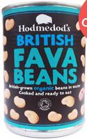 Hodmedod's British Fava Beans Tinned Organic