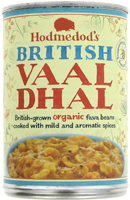 Hodmedod's British Vaal Dhal Spiced Fava Beans Organic