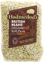 Hodmedod's British Beans Split Fava Organic