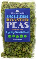 Hodmedod's British Roasted Peas Lightly Sea Salted