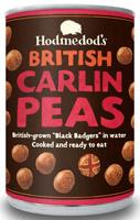 Hodmedod's British Carlin Peas Tinned Organic