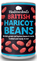Hodmedod's British Haricot Beans