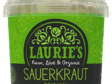 Laurie's Original Sauerkraut Raw & Organic