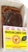 Incredible Bakery Company Brazilian Carrot Cake