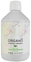 Organii Aloe Mouthwash Eucalyptus Organic