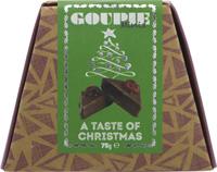 Goupie Mini's A Taste Of Christmas Chocolate Confection