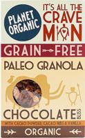 Planet Organic Paleo Granola Chocolate Organic