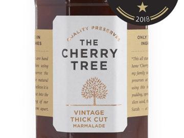 The Cherry Tree Vintage Thick Cut Orange Marmalade