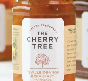 The Cherry Tree Seville Orange Breakfast Marmalade