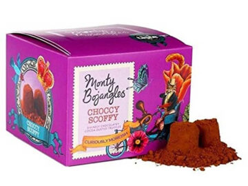 Monty Bojangles Choccy Scoffy Truffles 150g