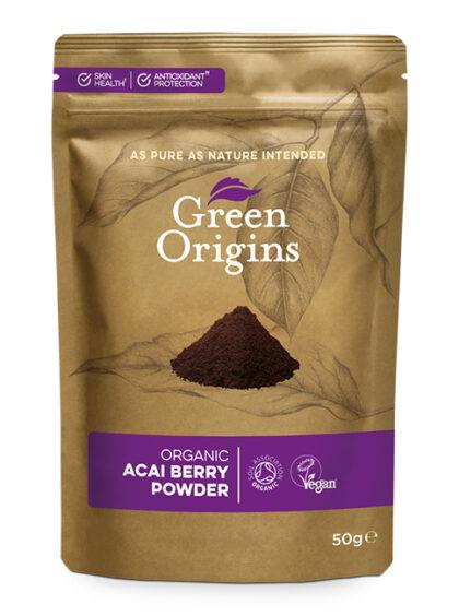 Green Origins Acai Berry Powder Organic