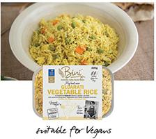 Bini Gujarati Vegetable Rice