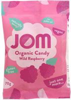 JOM Wild Raspberry Candy Organic