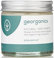 Georganics English Spearmint Natural Toothpaste