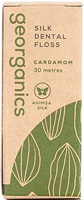 Georganics Silk Dental Floss Cardamom