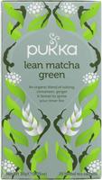 Pukka Lean Matcha Green Organic