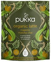 Pukka Majestic Matcha Chai Latte Organic
